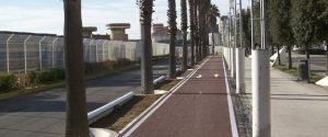 Inaugurado el carril bici Estacion Marítima-Varadero en Santander