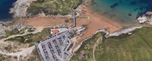 Mejoras de accesibilidad en la Playa de la Virgen del Mar