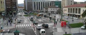 Finalizadas las obras de la Plaza de las Estaciones de Santander