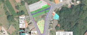 Cuevas Gestión de Obras SL construirá la plaza de Pámanes