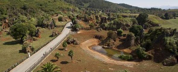 Cuevas Gestión de Obras SL será la encargada del cierre perimetral de Cabárceno