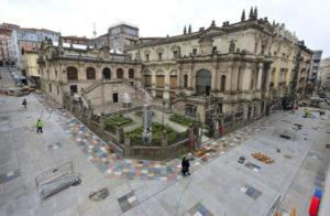 Concluidas las obras de la calle Rubio de Santander