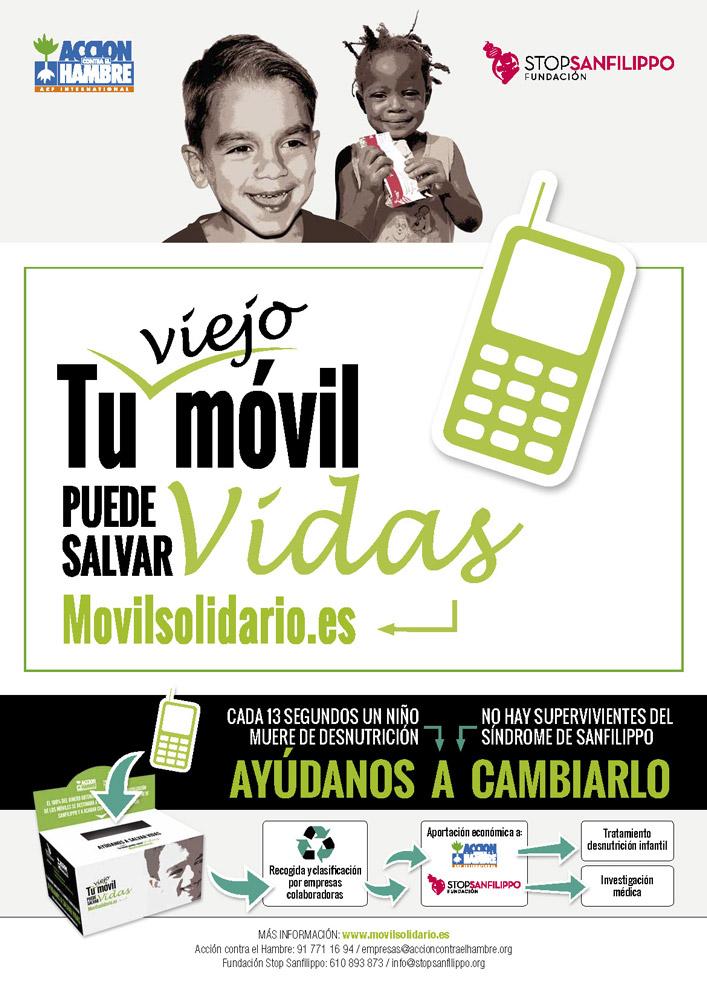 Cuevas Gestión de Obras SL colabora con MovilSolidario