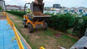 Adjudicación de la ejecución del carril bici entre la estación marítima y la calle Marqués de la Hermida, Santander.
