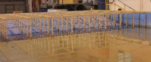 Finalizada la obra de mejora y remodelación del tanque de oleaje direccional de la UC