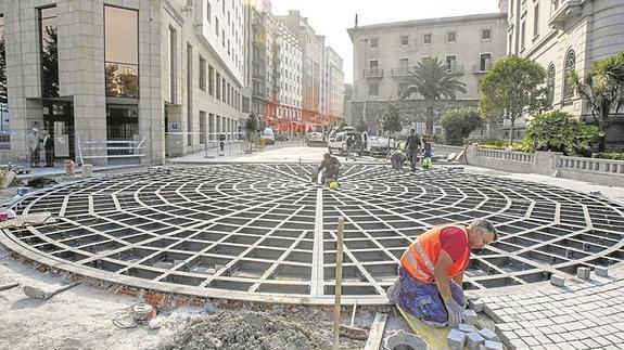 La calle Cádiz en Santander será inaugurada el próximo viernes con una fiesta y un 'Open Night'