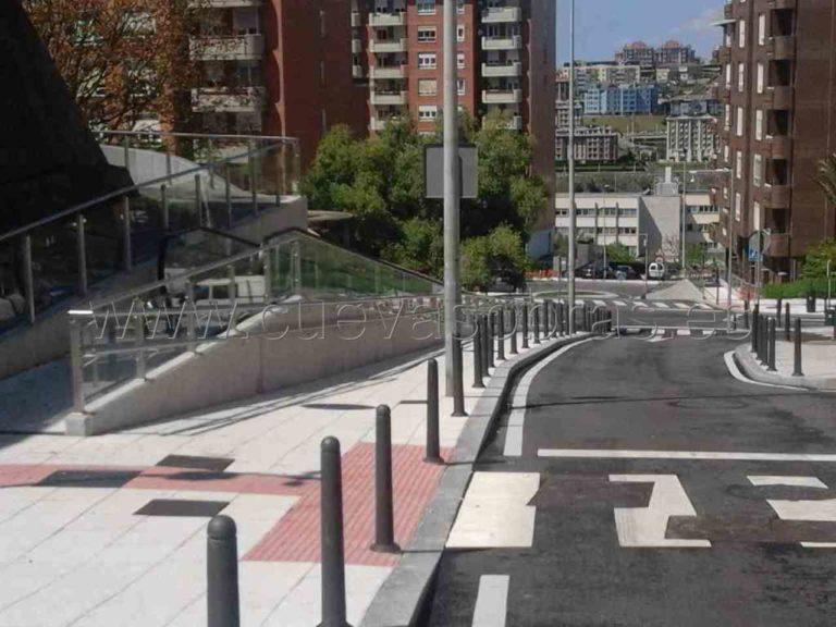 Ute Escaleras Mecanicas General Davila 21 cantabria