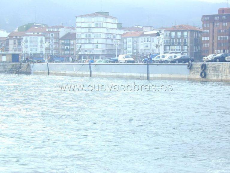 Nueva línea de atraque en el puerto pesquero de Castro Urdiales