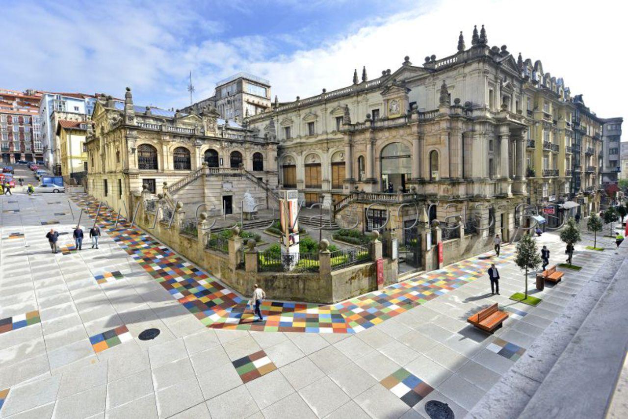 Peatonalización de la calle Rubio, Santander