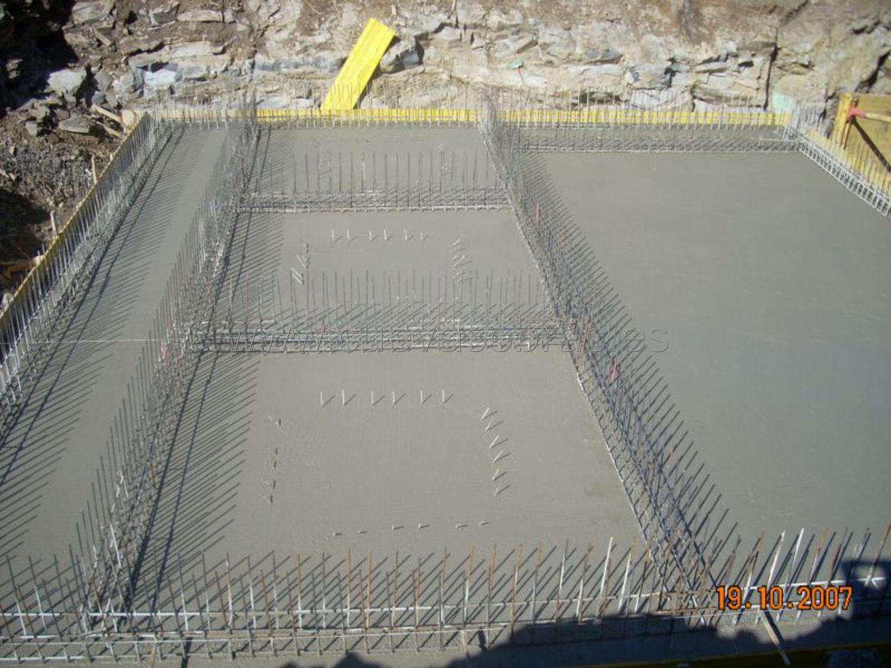 Nuestra experiencia en obras de cimentación en Cantabria