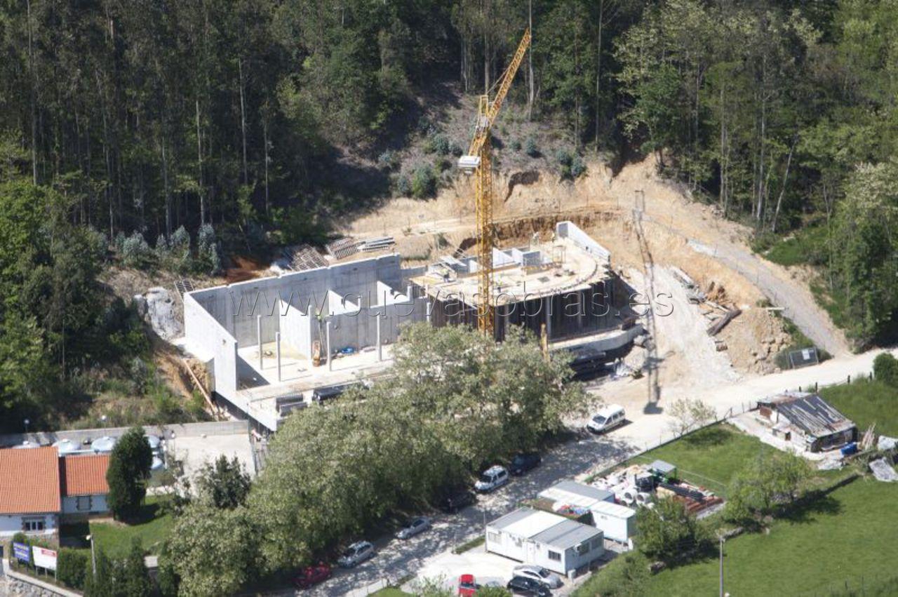 Somos especialistas en edificaciones y urbanizaciones en Cantabria con Cuevas Obras