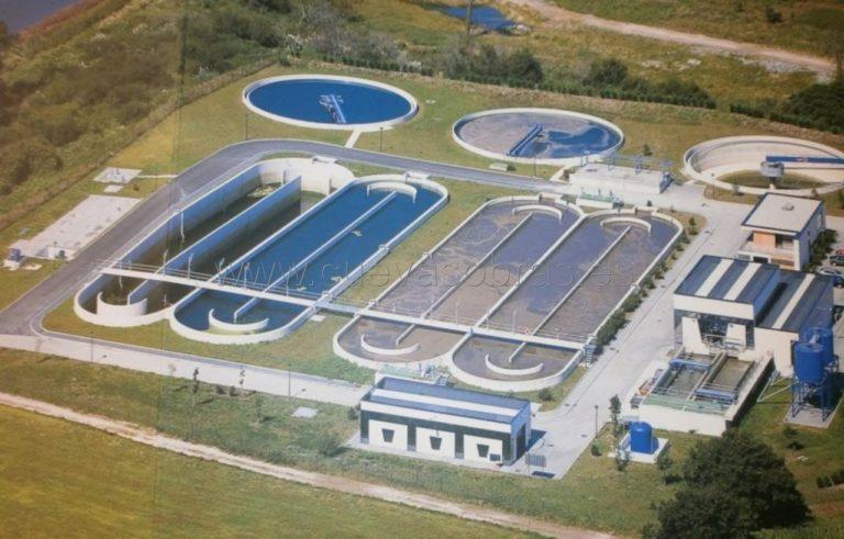 Ejecución del proyecto Saneamiento de la Bahía de Santander