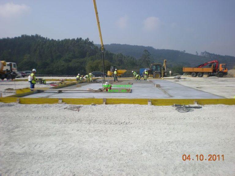 Construcción de infraestructuras para ejecución de nuevos sondeos en Polanco