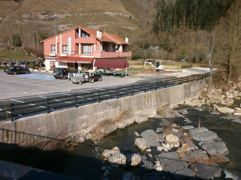 Reparación de saneamiento en Cosío