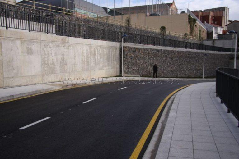 Renovación urbana en el entorno de Vía Cornelia