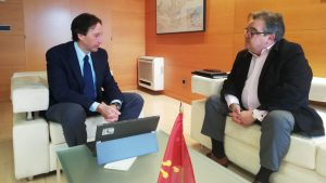 El Ayuntamiento de Noja analiza con Obras Públicas los principales proyectos para afrontar en esta legislatura