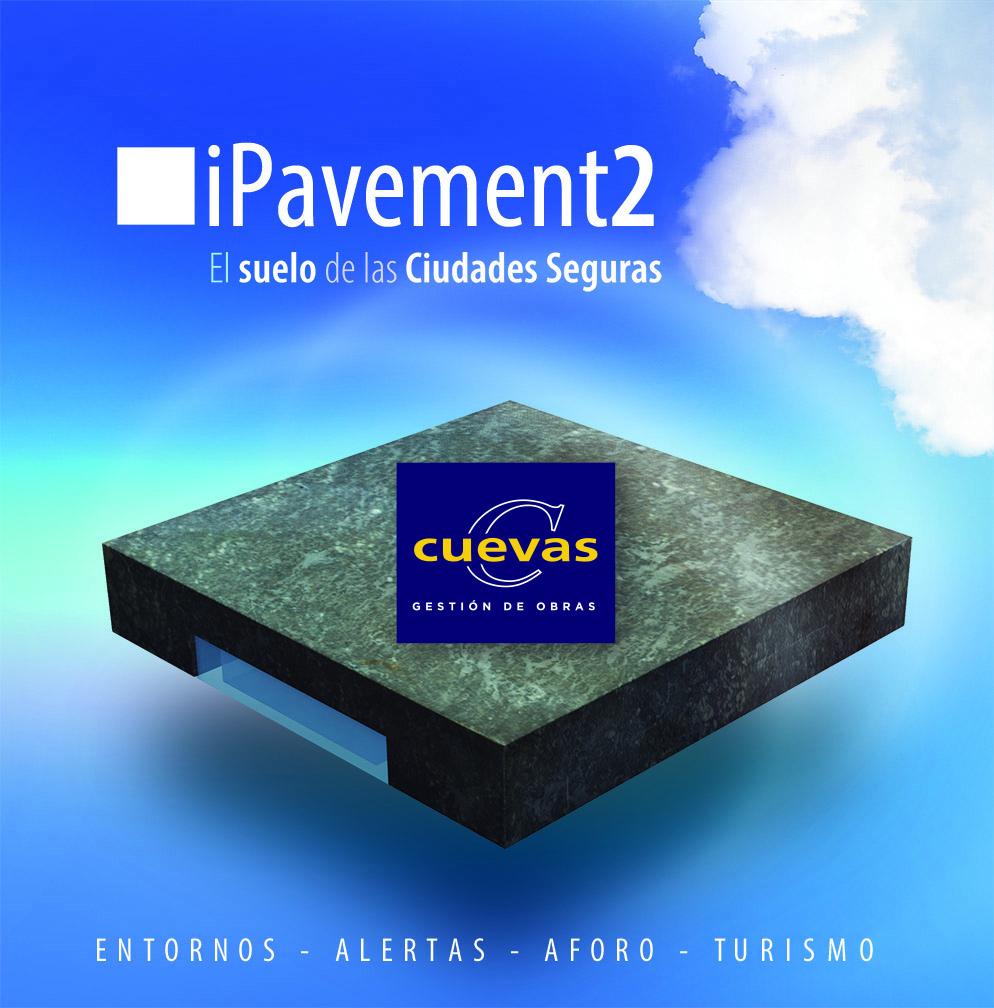 Baldosas Inteligentes iPavement 2. Mejora turismo y seguridad en las ciudades por Cuevas Obras