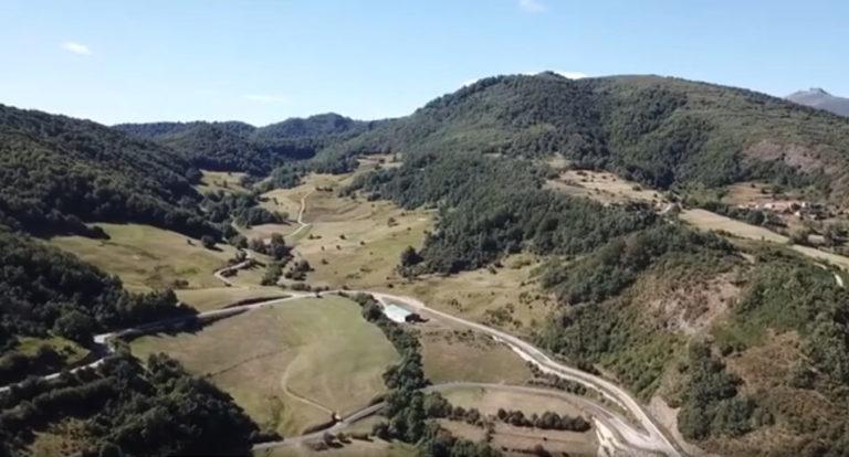Acondicionamiento Acceso A Salceda Cantabria Carretera cantabria