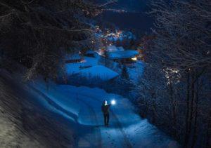 Cómo son los trabajos de vialidad invernal en Cantabria